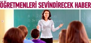 Trenler Öğretmenlere Yüzde 50 İndirimli