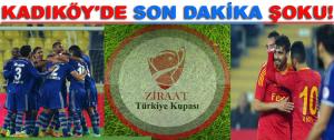 Kadıköy'de son dakika şoku!