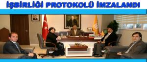 İnönü Üniversitesi ile GAP Güneydoğu Tekstil Arasında İşbirliği Protokolü