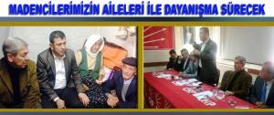 """Ağbaba, """"Ermenek'teki Madenci Çocuklarına Burs Vereceğiz"""""""