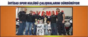 Malatya İhtisas Spor Kulübü Çalışmalarını Sürdürüyor
