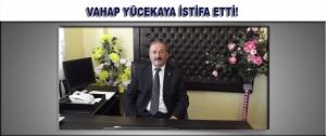 AK Parti de istifa şoku…?