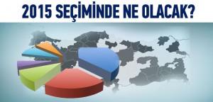 2015 seçiminde sonuçlar ne olacak?