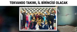 Türkiye Şampiyonası'nda İlimizi Temsil Edecek