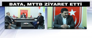 Bata,MTTB'yi Ziyaret Etti