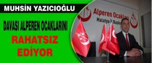 Muhsin Yazıcıoğlu Davası Alperen Ocaklarını Rahatsız Ediyor