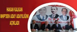 Bürokrat Hakan Kalkan MHP'den Aday Adayı Oldu
