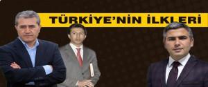 Türkiye'nin İlkleri