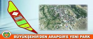Büyükşehir'den Arapgir'e Yeni Park