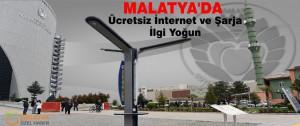 Ücretsiz İnternet ve Şarja İlgi Yoğun