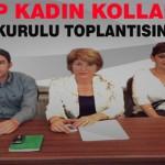 CHP Kadın Kolları Danışma Kurulu Toplantısını Yaptı