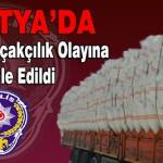 Malatya'da 15 Günde 25 Kaçakçılık Olayına Müdahale Edildi