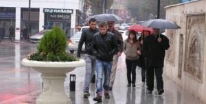 Malatya'da Yağmur Bekleniyor