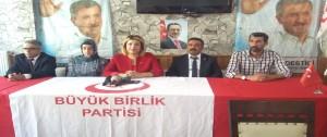 BBP Milletvekili Adaylarını Kamuoyuna Tanıttı