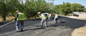 Yeşilyurt Belediyesi Asfalt Çalışmalarına Hız Kesmeden Devam Ediyor