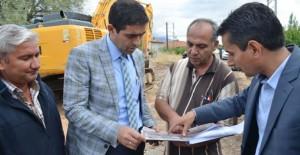 Özgür Özdemir: Özal Mahallesinde Sıkıntıları Gideriyoruz