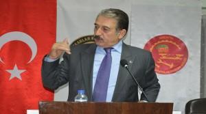 Keskin, Esnafın Sorunlarını Başbakan Davutoğlu'na Aktaracak