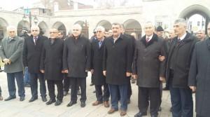 Doğu Türkistan Cumhurbaşkanı Tarihi Kervansaray'da