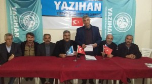 Türkmen Dağ Köyleri Derneği  Çiğköfte Toplantısı Düzenledi