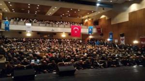 AGD Malatya Şubesi Mekke'nin Fethini kutladı