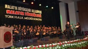Malatya Türküleri'ne Yoğun İlgi