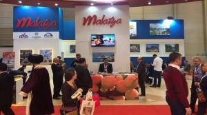 Malatya 20. Doğu Akdeniz Turizm ve Seyahat Fuarında