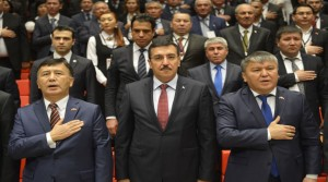 Bakan Tüfenkci Kardeş Kırgızistan da Kazansın, Birlikte Büyüyelim