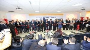 Dünyanın İlk Karaciğer Nakli Hastanesi Açılış Yapıldı