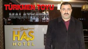 Türkmen Toyu Malatya'da