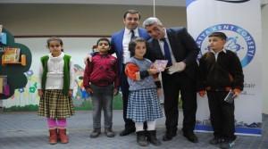 Kitap Veren Ağaç Okulları Gezmeye Devam Ediyor