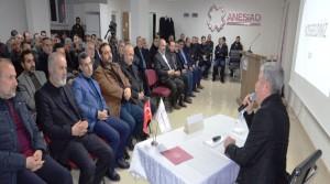 Başkan Polat, ANESİAD'ın Konuğu Oldu
