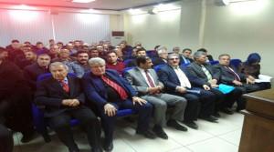 İşkur ve Sgk SMMMO Bilgilendirme Toplantısı Yaptı