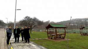 Tabiat Parkına Yeni Ağaç Dikiliyor