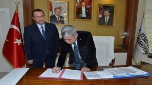 Yeşilyurt Belediyesi ve Hizmet İş Toplu İş Sözleşmesi İmzalandı