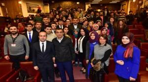 Gençlik Konseyinin Bu Haftaki  Konuğu Başkan Gürkan Oldu