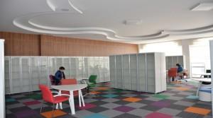 Kernek Külliyesi'nde Kütüphane Açıldı