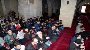 """Malatya'da """"Ailecek Camideyiz Projesi"""" Başladı"""