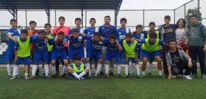 U-14 Ligi Malatya Şampiyonu Yeşilyurtspor