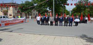 19 Mayıs Gençlik ve Spor Bayramı Etkinlikleri Başladı…