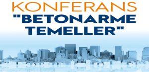 'Betonarme Temeller' Konulu Konferans