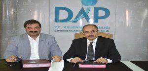DAP İdaresi'nden 100 Projeye 40 Milyon Lira Destek…