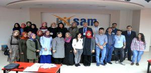 Malatya'da Sezai Karakoç Okumaları Başladı