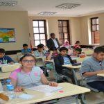 Semt Konakları Öğrenci Seçme Sınavı Yapıldı