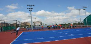 13 Şehrin Tenisçileri Malatya'da