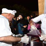 Berat Kandilinde Vatandaşlara Şerbet İkram Edildi