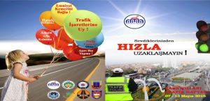 Malatya'da Trafik Haftası Etkinlikleri