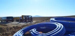 Bozburun'un Su Sorunu Çözüldü
