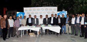 Süt Üretici Birliğinden Süt Dağıtımı