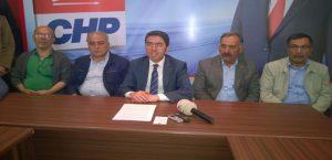 CHP Malatya 4 Mayıs Saray Darbesi Açıklaması