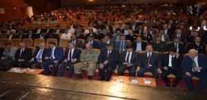 Trafik Haftası Açılış Töreni Yapıldı